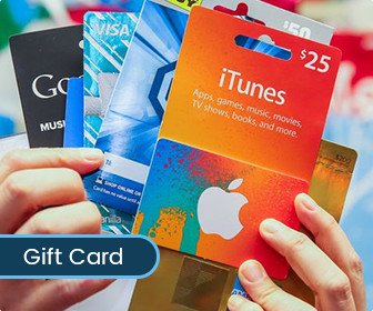 Gift Card Sweepstakes and Giveaways