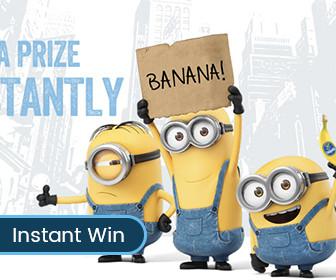 Instant Win Sweepstakes and Giveaways