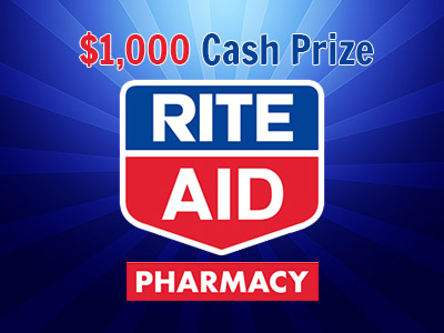 www.riteaid.com/storesurvey, Enter Rite Aid Sweepstakes to Win $1,000