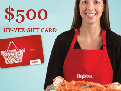 www.hy-veesurvey.com, Take Hy-Vee Survey Sweepstakes for a $500 Gift Card
