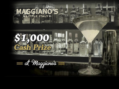 www.tellmaggianos.com, Take Maggiano's Survey Sweepstakes for $1,000 Cash
