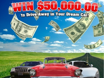 www.pch.com, Win $50,000 to Drive Away at PCH Online Sweepstakes
