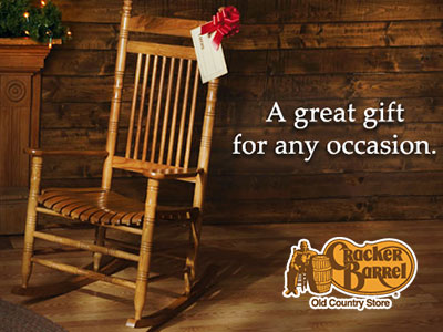 www.crackerbarrel-survey.com, Take Cracker Barrel Survey Sweepstakes for Rocker or Gift Card