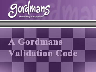 www.tellgordmans.com, Get Validation Code at Gordmans Survey Sweepstakes