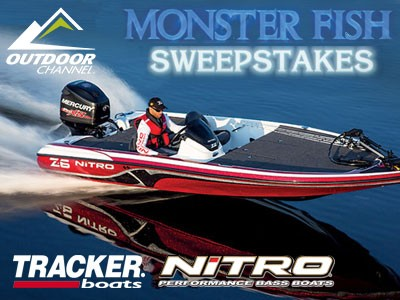 Enter to win 22 905 motor for Bass pro monster fish