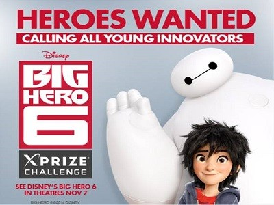 disneymovierewards.com.bighero6sweeps - Win Disney Movie Rewards Big Hero 6 Big Adventure Sweepstakes
