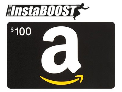 lockerdome.com - Take LockerDome Sweepstakes to Win a $100 Amazon Gift Card from InstaBOOST
