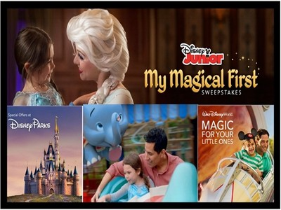 disney.commymagicalfirst - Join Disney My Magical First Sweepstakes for A Free Trip