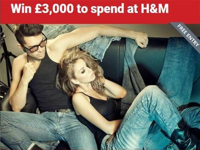 www.myoffers.co.uk - Join My Offers H&M Competition to Win £3,000