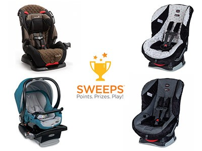 www.shopyourway.comapp - Join ShopYourWay Winner's Choice Car Seats Sweepstakes