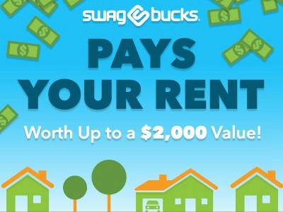 www.swagbucks.com - Join Swagstakes Swagbucks Pays Your Rent Sweepstakes