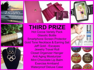 workmoneyfun.com - Enter Workmoneyfun.com Mother's Day Prize Bag Worth $1,000 Giveaway