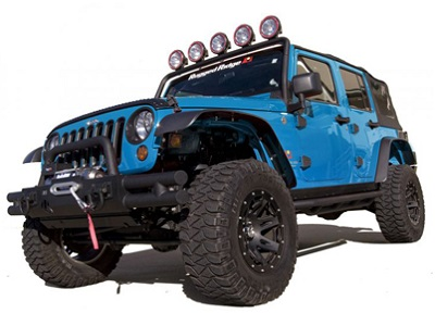 www.4wd.com.jeepgiveaway - Join 4WD Ultimate Rugged Wrangler Giveaway