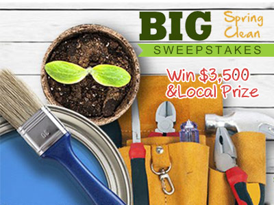www.newsnet5.comcontests - Join WEWS NewsChannel5 Big Spring Clean Sweepstakes