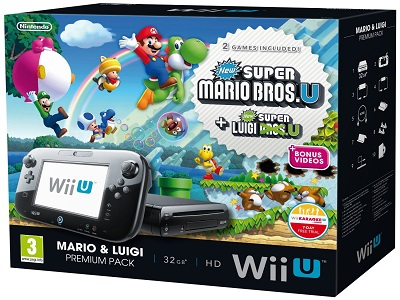 www.swagbucks.com - Enter SwagBucks Nintendo Wii U Mario Bros. Bundle Sweepstakes