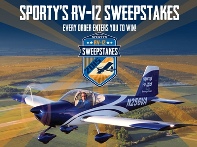 sportys.comsweepstakes - Win Sporty's Legend Cub Sweepstakes