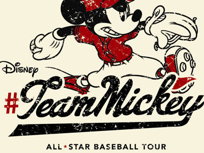 mickey.disney.com - Join Disney Team Mickey All-Star Baseball Tour Sweepstakes